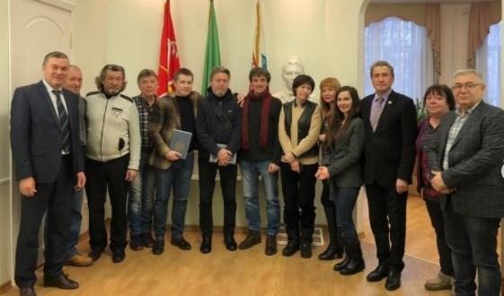 В Санкт-Петербурге состоялось расширенное заседание Ассоциации татарских творческих деятелей