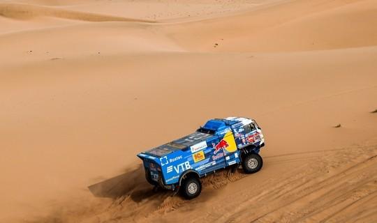 KAMAZ-master wins the Dakar rally for the 18th time.