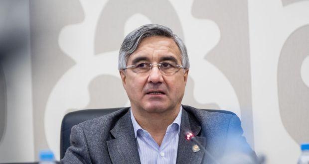 Васил Шәйхразыев эшлекле сәфәр белән Чиләбегә килде
