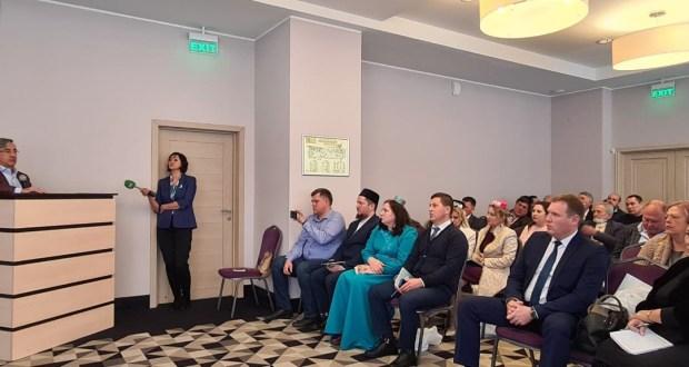 Председатель Нацсовета встретился с представителями татарских общественных организаций Южного и Северо-Кавказского федеральных округов