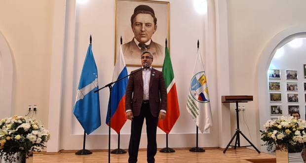 Василь Шайхразиев принял участие на юбилейном мероприятии Центра татарской культуры Ульяновска