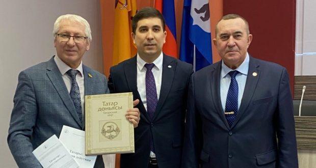 Данис Шакиров посетил Ярославское региональное отделение Ассамблеи народов России