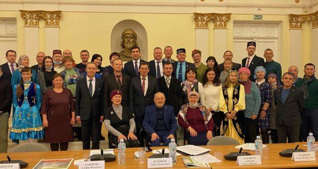 Ярославль шәһәрендә Үзәк федераль округка кергән татар оешмалары активы очрашты