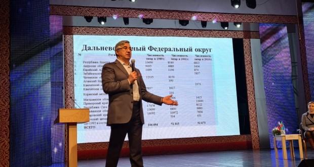 Василь Шайхразиев встретился в Якутске с татарским активом Дальневосточного федерального округа