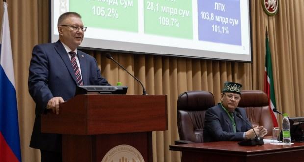 Ришат Хабипов: Оказана поддержка малым формам хозяйствования в объеме 3,2 млрд.рублей