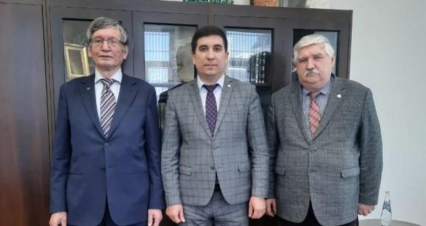 Руководитель Исполкома Всемирного конгресса татар встретился с председателем НКАТ г. Перми