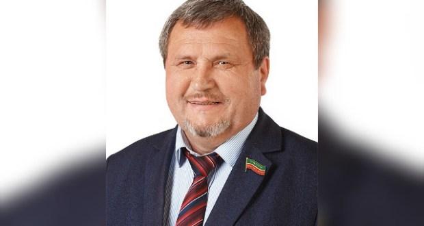 Ркаил Зайдуллин стал председателем Союза писателей Татарстана