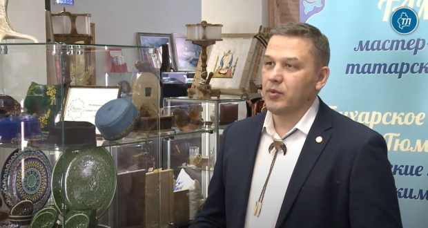 ВИДЕО: В Тюмени открыта бесплатная выставка о культуре сибирских татар