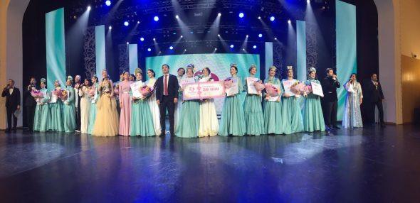 В Казани состоялся финал Республиканского конкурса «Татар кызы 2021»