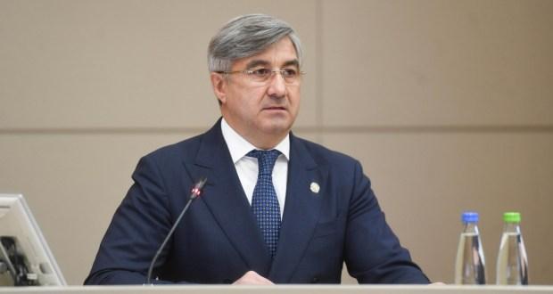 Председатель Нацсовета отправляется в г. Кемерово