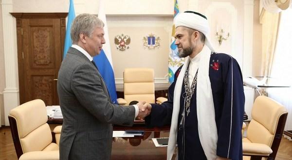 Врио Губернатора Ульяновской области поздравил мусульманскую умму региона с началом священного месяца Рамадан