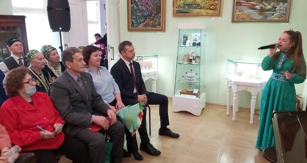В городе Тосно прошли юбилейные Тукаевские чтения