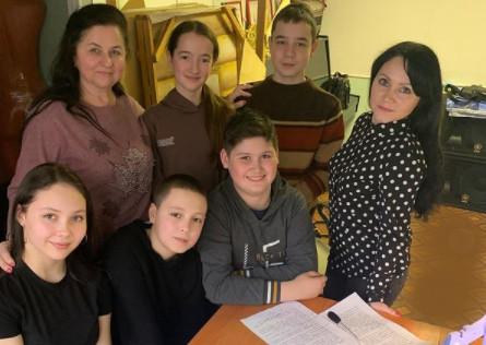 Представители ансамбля «Сандугач» приняли участие в квест-турнире в городе Сургуте