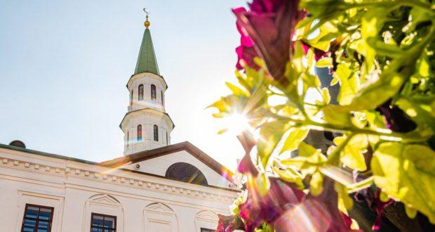 Праздничный намаз Ураза байрам с участием муфтия Татарстана пройдет в Галиевской мечети