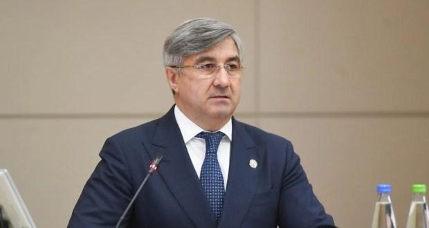 Председатель Нацсовета отправился с рабочим визитом в г. Москву
