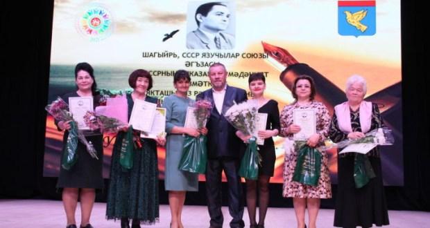 В Мензелинском районе прошло мероприятие в память о Рашите Гарае