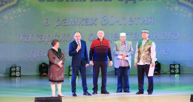 В Сарапуле отметили 30-летие татарского общественного центра