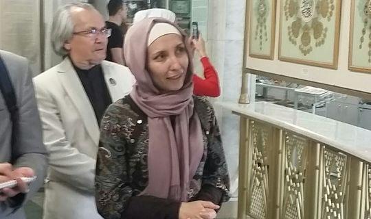 ВНабережных Челнах открылась выставка «Иман нуры»