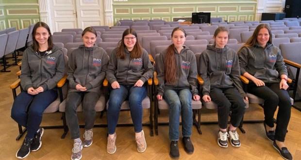 Казанские лицеистки стали абсолютными победительницами Европейской математической олимпиады для девочек