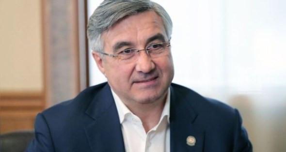Васил Шәйхразыев эшлекле сәфәр белән Башкортстан Республикасына бара