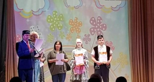 Бөгелмә районында мәктәп театр коллективлары конкурсы узды