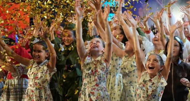 Состоялось торжественное открытие суперфинала фестиваля эстрадного искусства  «Созвездие-Йолдызлык»
