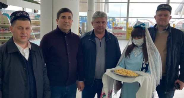 Danis Shakirov arrived on a working visit to the Rostov region