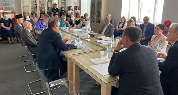 В Уфе состоялась научно-практическая конференция «История и топонимика татарских сёл, расположенных вдоль реки Кизяк»