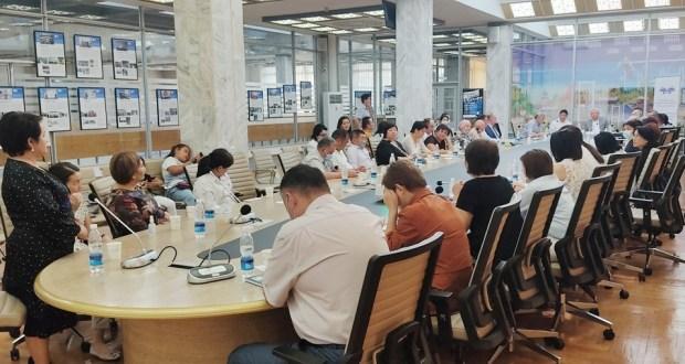 Состоялась презентация книги Анисы Бикбулатовой «Татары Кыргызстана»