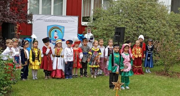 В Волжском состоялся этнофестиваль «Созвучие культур»