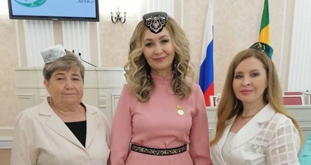 В Пензенской области прошел Форум татарских женщин «Женщина. Семья. Дети»