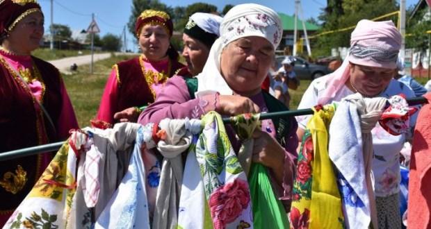 В Верхнеуслонском районе стали возрождать забытые татарские национальные традиции