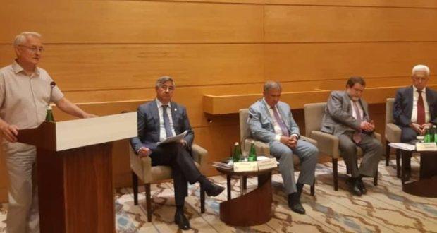 Rustam Minnikhanov met with representatives of Tatar public associations of the Republic of Uzbekistan