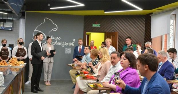 Студия национальной кулинарии имени Юнуса Ахметзянова открылась в Казани