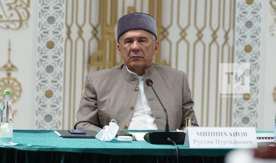 Рустам Минниханов возглавил Республиканский оргкомитет по подготовке празднования 1100-летия принятия ислама