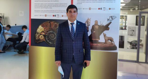 Данис Шакиров «Тормыш стиле – мәдәни код» фестивале ачылышында катнашты