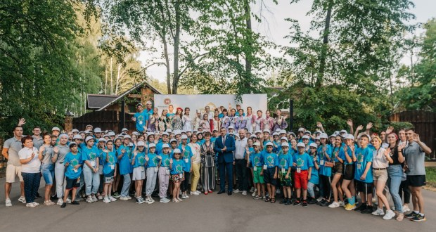 """A specialized language session """"Gulstan"""" was organized for Tatar children from different regions of Russia"""