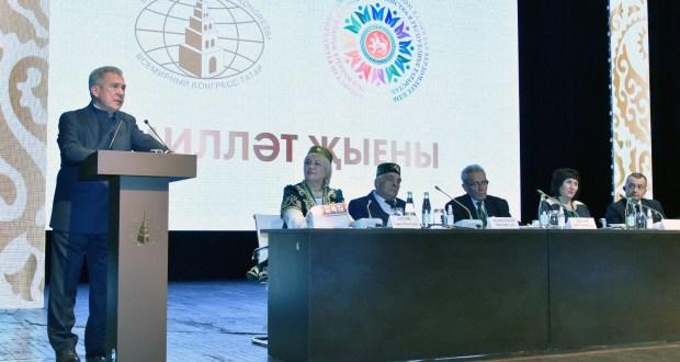 Рустам Минниханов принял участие в заседании Национального собрания