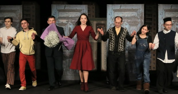 Buinsky Drama Theater will present two performances to Muscovites