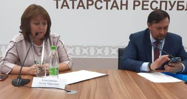 На Kazan Digital Week обсудили тему цифровых технологий в обучении татарскому языку
