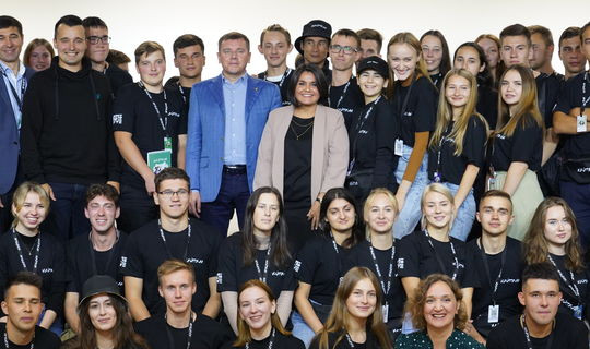 Татарстанда «Кайтам» Бөтенроссия форумы ачылды