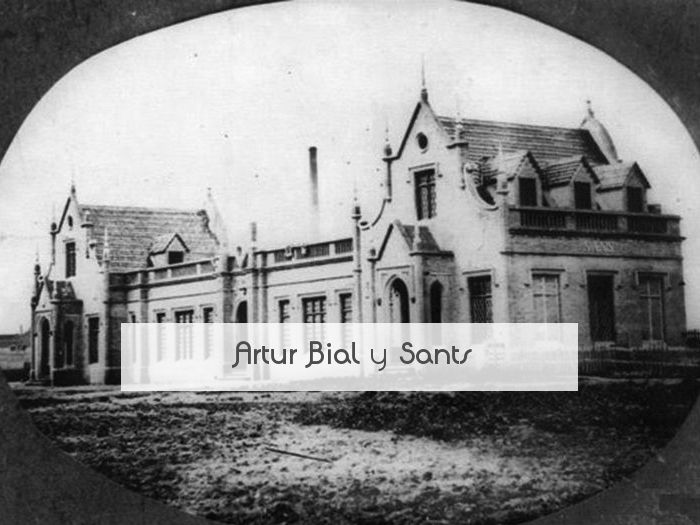 Artur Bial y Sants