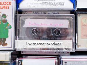 Las memorias vivas