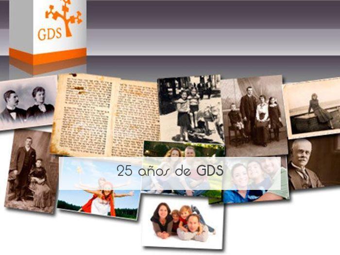 25 años de GDS