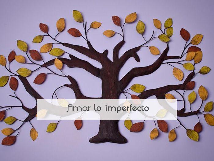 Amar lo imperfecto
