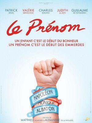 El nombre (película) Le Prénom