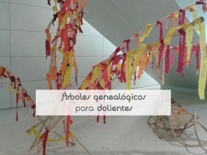 Árboles genealógicos para dolientes