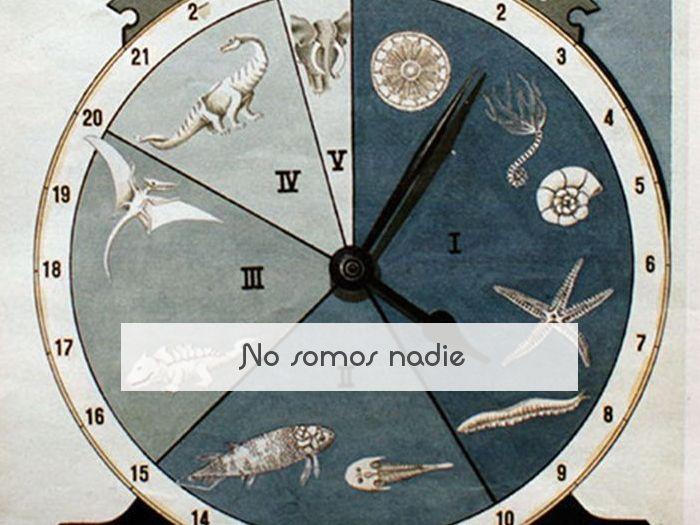 No somos nadie