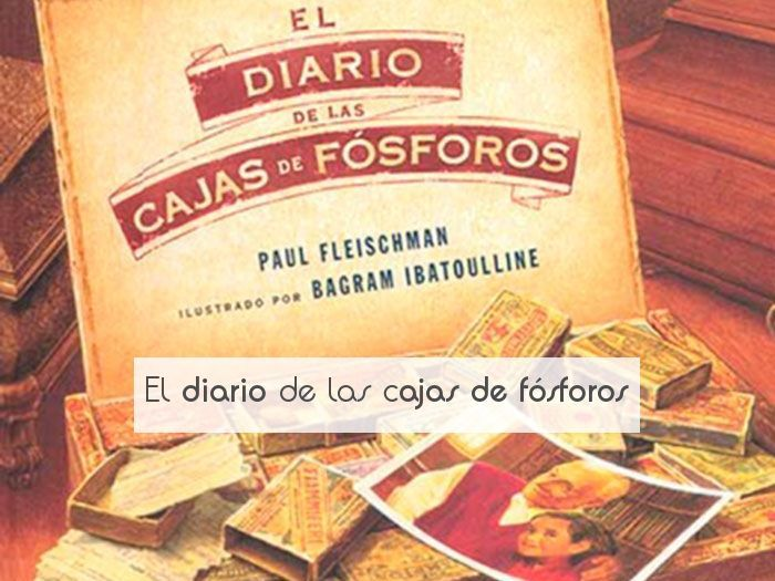 El diario de las cajas de fósforos