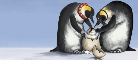 Esperando a Pingüi